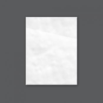 Wandfliesen weiss glänzend 25×33