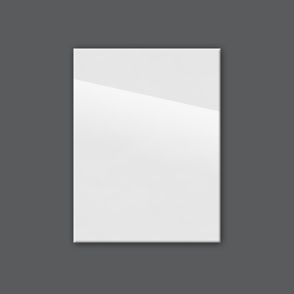 Wandfliesen 15x20 Cm Weiss Grau Glanzend Marmoriert: Weiss Grau Glänzend 25x33 Cm